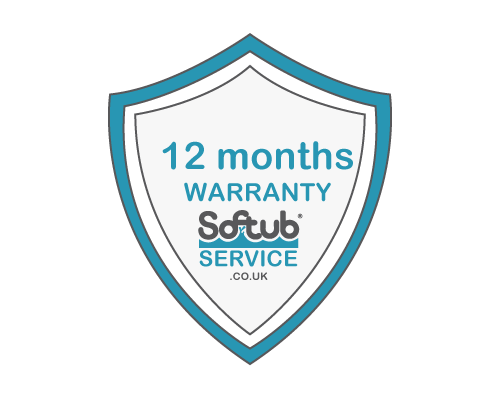 12 month warranty on softubs